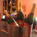Restaurant L'Arôme - Jean-Jack Monti  - les champagnes -