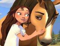 Spirit : au galop en toute liberté : Lucky et les courageuses filles du Far West