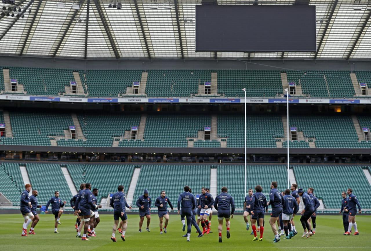 XV de France: avis de gros temps sur Twickenham