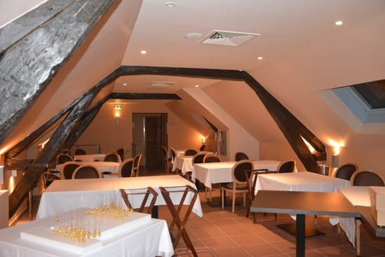 Le Trévise  - Salon privatif au premier étage  -