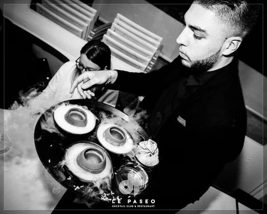 Boisson : Le Paseo - Cocktail club & restaurant (Ex : LE SUD)  - Cocktail création -   © Le Paseo - Cocktail club & Restaurant