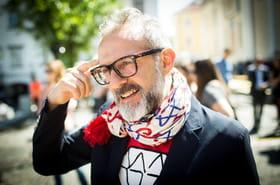 Le chef étoilé Massimo Bottura ouvre un restaurant solidaire à Paris
