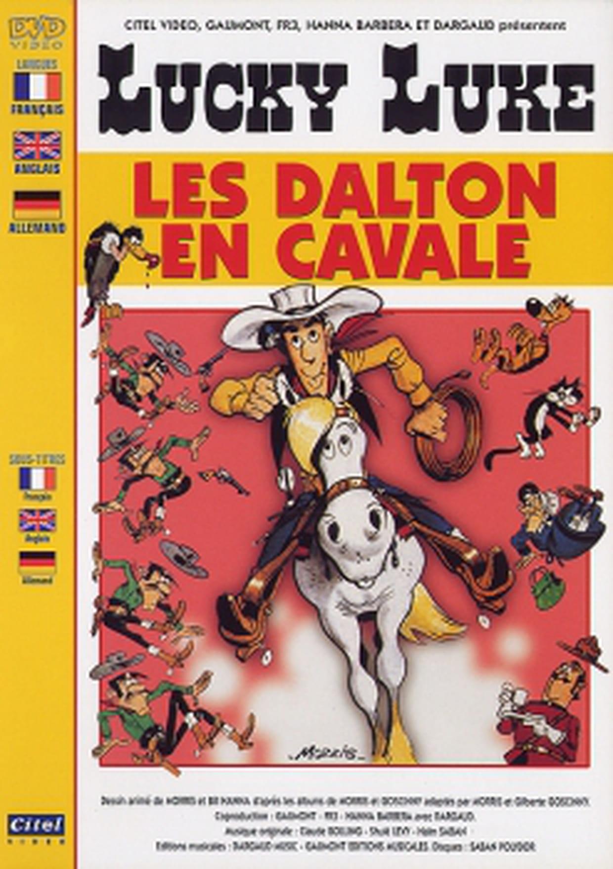Les Dalton En Cavale Bande Annonce Du Film Seances Sortie Avis