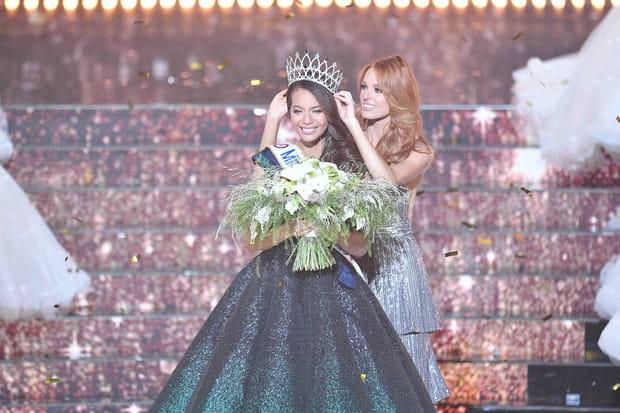 Le couronnement de Miss Tahiti