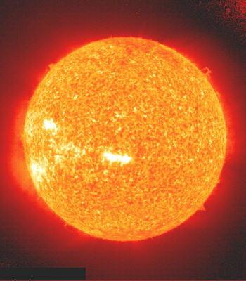 le soleil est à l'origine des mouvements de l'eau à la surface de notre planète.