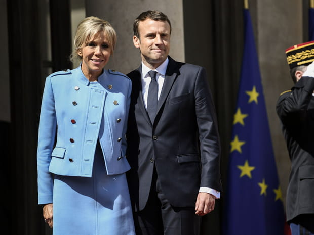 Dans la famille Macron, je demande...