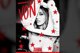Vidéo. Zahia se dévoile seins nus sur Instagram