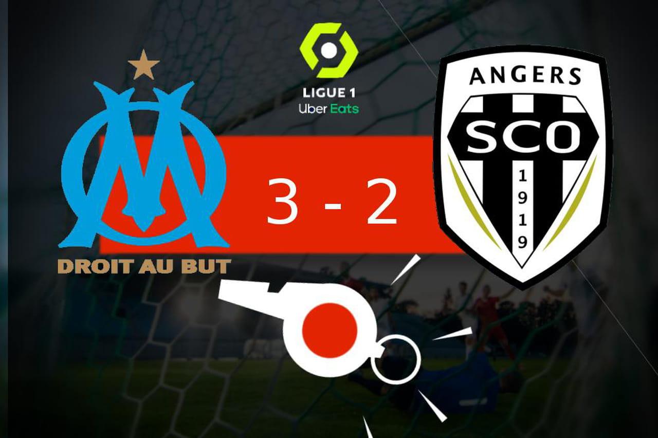 Marseille - Angers: le raté pour lAngers SCO, ce quil faut retenir