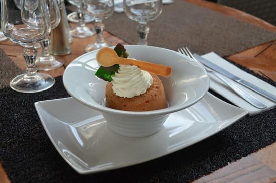 Restaurant le Meryl  - baba au rhum -