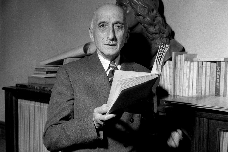 François Mauriac: biographie de l'auteur de Thérèse Desqueyroux
