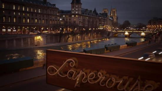 Lapérouse  - Vue du Restaurant -   © Jp Salle