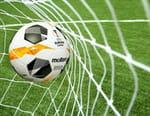 Football - Wolfsburg (Deu) / Saint-Etienne (Fra)
