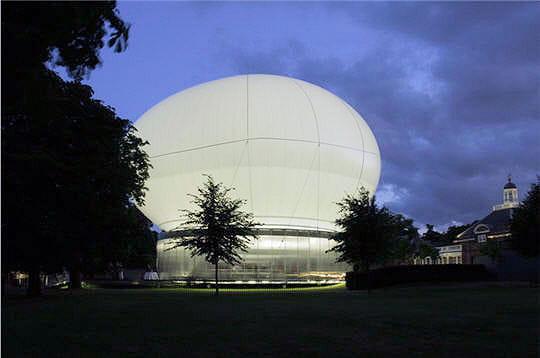 Le pavillon 2006de Rem Koolhas