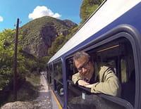 Des trains pas comme les autres : Grèce (2/2)