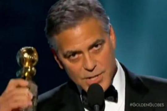 """George Clooneydit """"Je suis Charlie"""", savidéo hommage auxFrançais"""