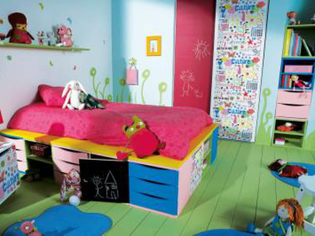 Des idées déco pour une chambre d'enfant