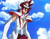Saint Seiya Omega : Les nouveaux chevaliers du zodiaque : Koga et Pallas. Rencontre sur le champ de bataille