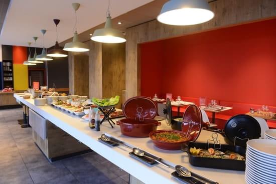 Ibis Kitchen Restaurant  - Buffet -