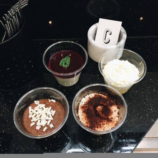 Dessert : Corner By Edwina  - Desserts Maisons -   © 180G