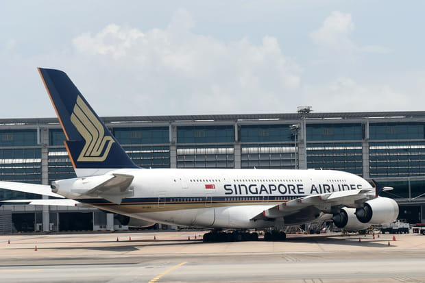 N°4: Singapore Airlines