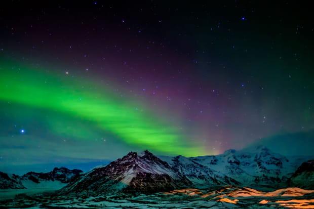 Contempler les aurores boréales