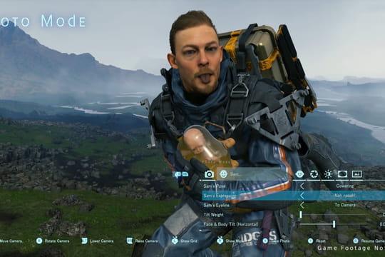 Death Stranding: le mode photo arrive bientôt sur PS4