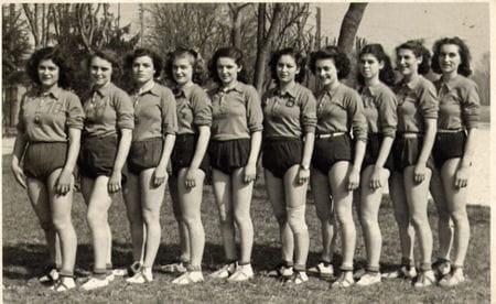 equipe feminine
