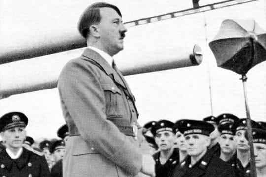Une malformation du pénis révélée chez Hitler