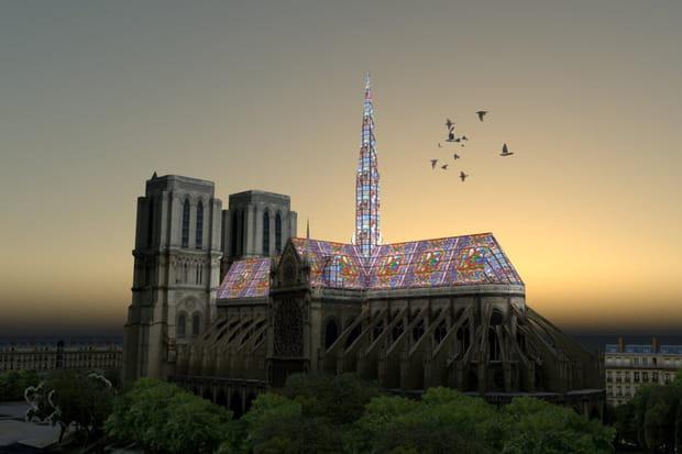 AJ6Studio: un patchwork de vitraux