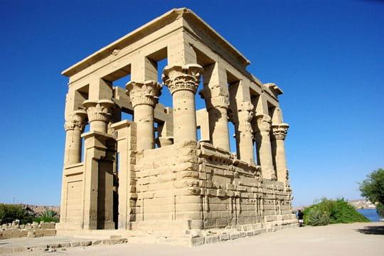 Le monument inachevé de Trajan