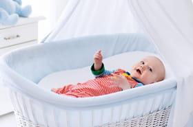 Couffin bébé: en osier, pliable ou avec support? Les meilleurs modèles