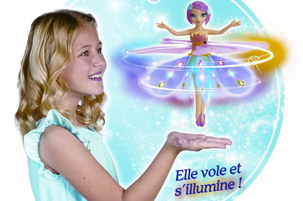 Flying fairy: la fée volante