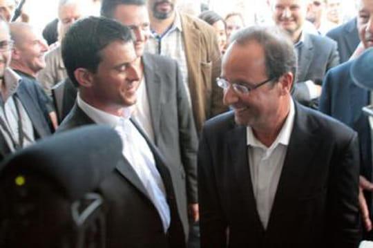 François Hollande: vexé par Manuel Valls, il a boycotté sonmariage