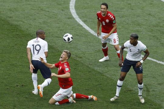 Groupe C: la France et le Danemark en 8e, classement et résultats