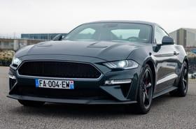 Ford Mustang: notre essai de la Bullitt, une star de cinéma! [photos]