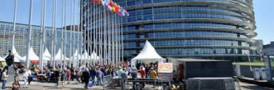 Listes européennes: lescandidats dans chaque circonscription