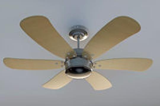 Ventilateur de plafond: comment bien le choisir