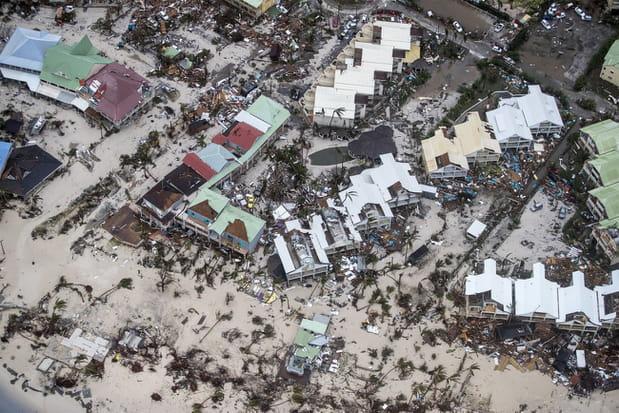 Les images du chaos après l'ouragan Irma