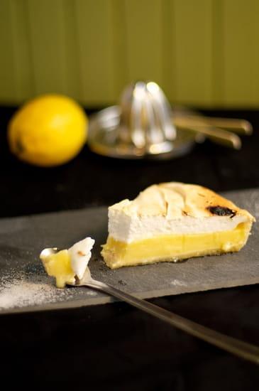 Delyan Madeleine  - tarte citron DELYAN -   © celine DELIGEY