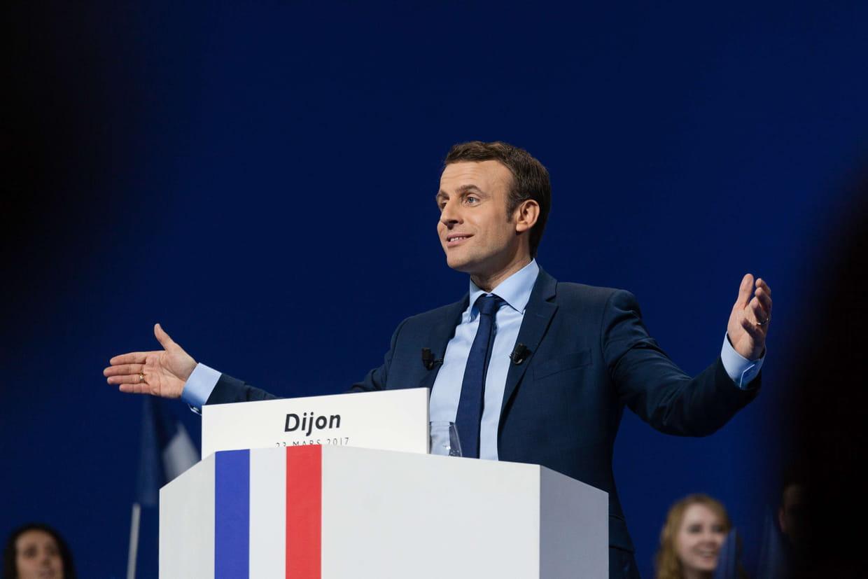 Présidentielle: Le Pen et Macron au coude-à-coude au 1er tour