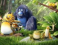 Les as de la jungle : Le spectacle de magie