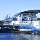 Bateau Bellona  - Le bateau de l'extérieur. -   © Alain Rico