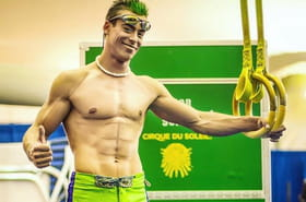 Mort de Yann Arnaud: un acrobate aimé du Cirque du Soleil