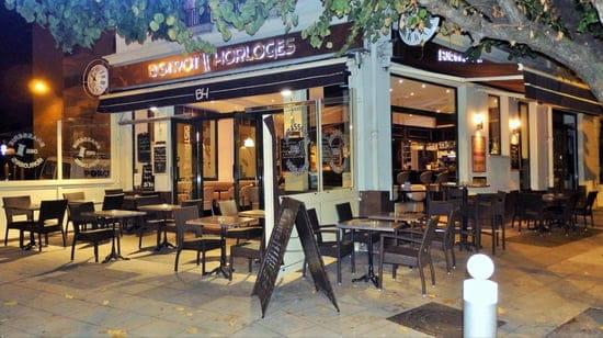 Restaurant : Bistrot des Deux Horloges  - La terrasse  -
