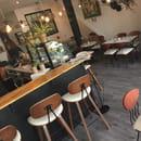 Restaurant : L'Entrechoc   © Salon de thé
