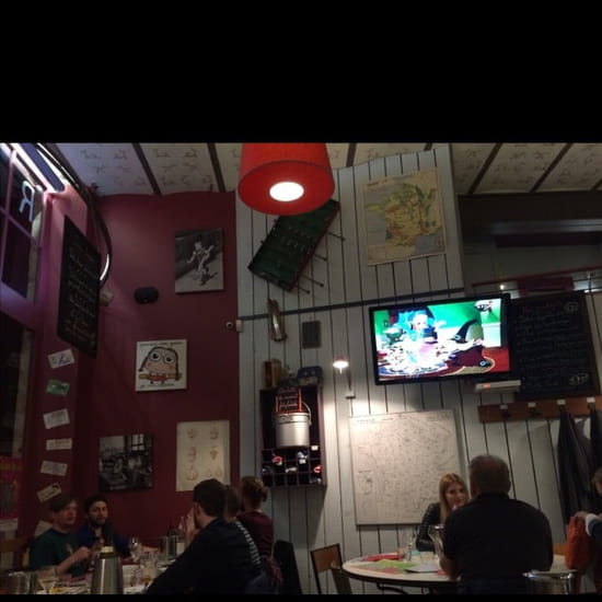 Restaurant : La Cantine des Grands