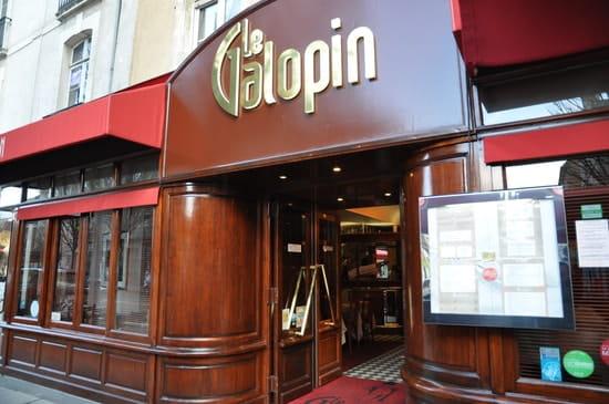Le Galopin  - restaurant -   © olivier