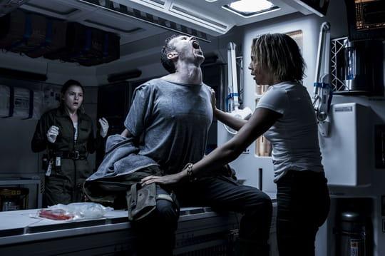 Alien Covenant: la naissance d'un Neomorph en réalité virtuelle