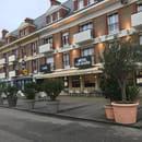Restaurant : Restaurant Les Bains  - Hôtel restaurant malgré tout c'est cher -
