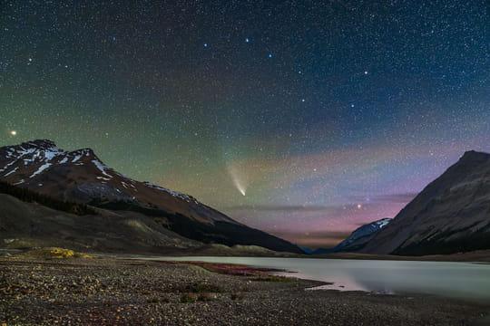 Comète Neowise: ses photos les plus réussies, position et observation